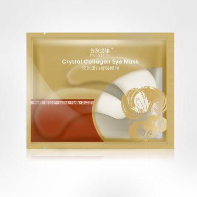 Pilaten krystaliczna maska kolagenowa na twarz