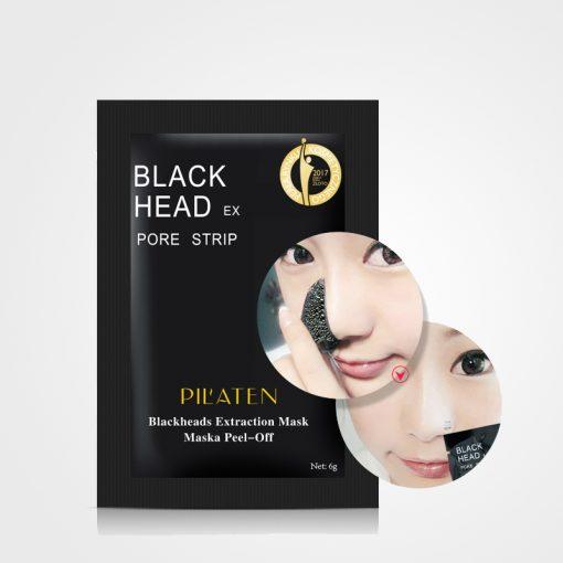 PIL'ATEN BLACK HEAD maska peel-off usuwająca zaskórniki i oczyszczająca pory